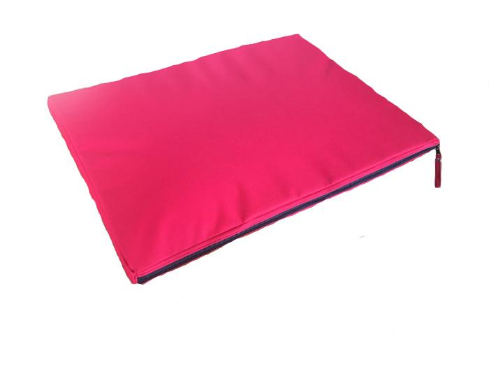 Hundematte pink